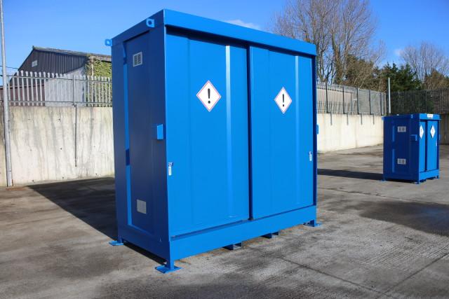 Hazardous Material Storage Chemstore Uk