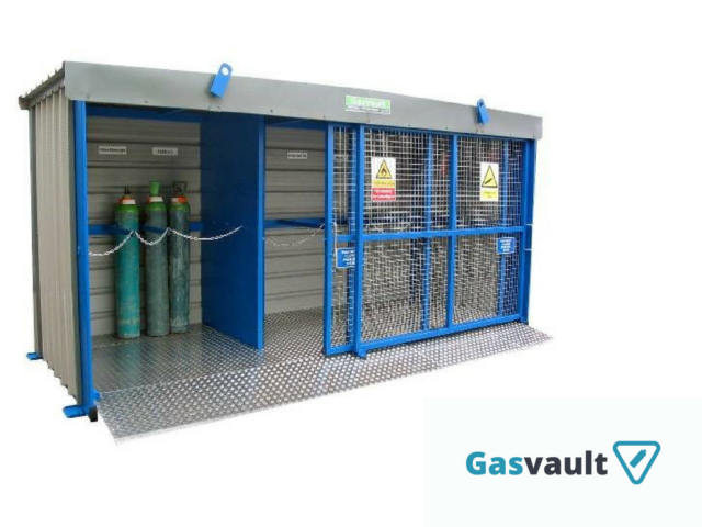 Gasvault – Gas Cylinder Stores