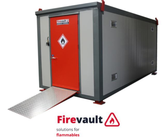 Firevault -Walk In Fire Rated Stores