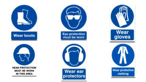 Please see the appropriate PPE