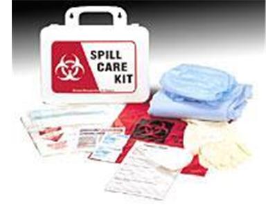 Biohazard Spill Care Kits