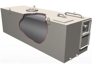 Bunded Storage Tanks – Steel