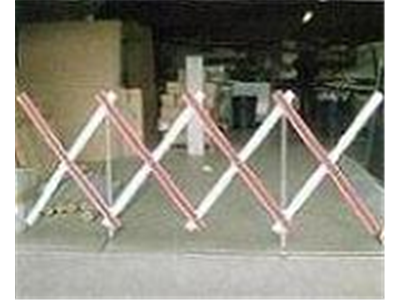 Temporary Barriers-Concertina barrier