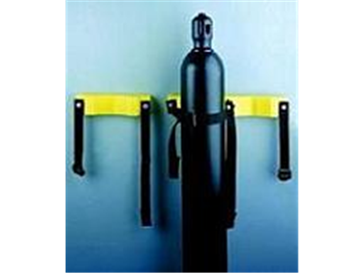 Poly Bumper Brackets   Cylinder wall racks