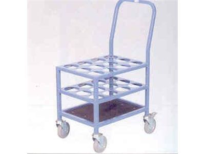 12-Section Cylinder Trolley