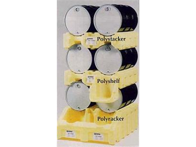 Polyracker | Dispensing stations