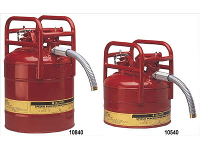Transport & Dispensing Safety Cans