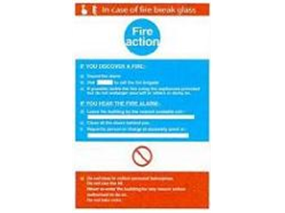Fire Action Notices-1