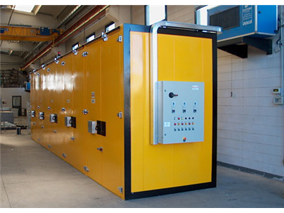 Internal Drum Heating Cabinet