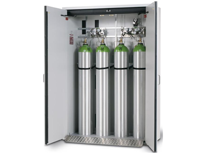 TRG.205.140 | fire rated gas cylinder lab cabinets