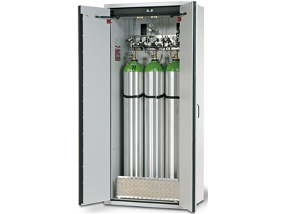 TRG.205.90| fire rated gas cylinder lab cabinets