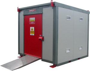 Fireproof Storage, critical equipment protection units