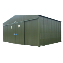 Bunded Safety Warehouses