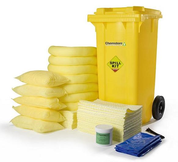 Chemical spill response planning | chemstore