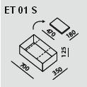 ET 01 S   Ecco Tarp