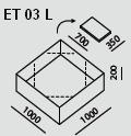 ET 03 L   Ecco Tarp
