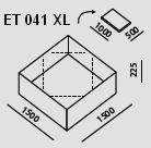 ET 041 XL   Ecco Tarp