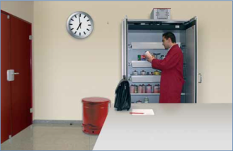 Asecos Safety Cabinets | Chemical cabinets 2