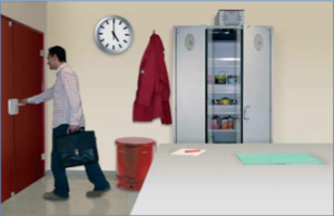 Asecos Safety Cabinets   Chemical cabinets 3