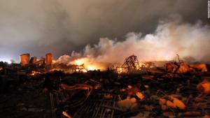 CNN Texas blast image