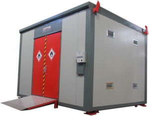 Firevault – Fire Rated Critical Equipment Enclosure