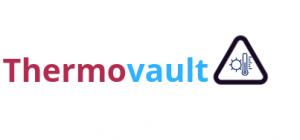 Thermovault logo