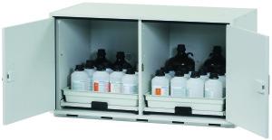 Acids & Bases Cabinets| Corrosive Cabinets | Laboratory Cabinets