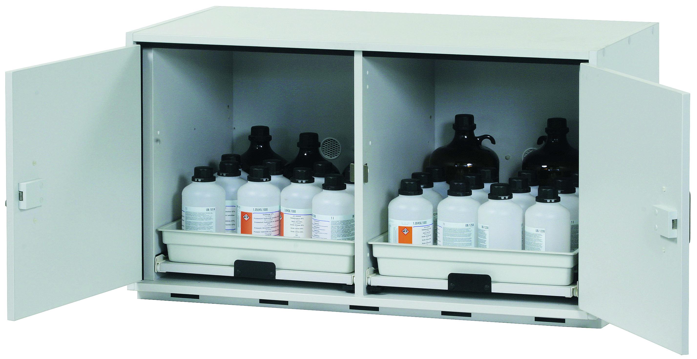 Acids Amp Bases Cabinets Corrosive Cabinets Laboratory