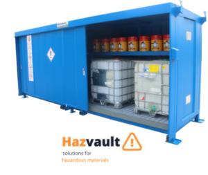 Hazvault – Hazardous Material Store