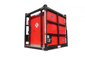 Firevault – DNV GL 2.7-2 Certified module