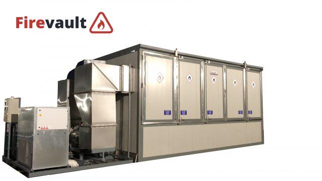 Firevault – Organic Peroxide Storage
