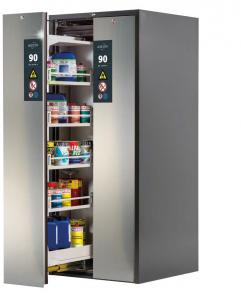 V-Line cabinet