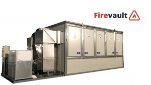 firevault image fire rated chemical store