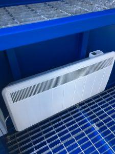static heater non atex