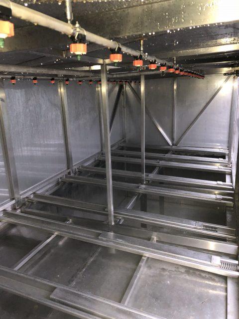 Inside of Firevault