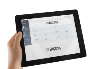 Chemstore Compliance Tablet