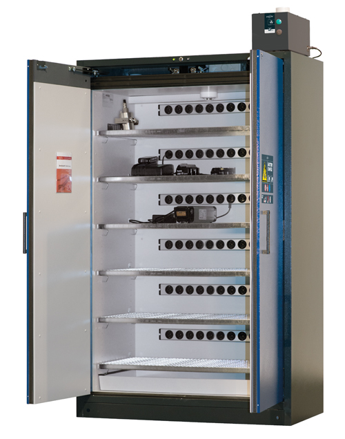 Lithium Ion Storage and Charging cabinet – 90 Minute Fire Rated