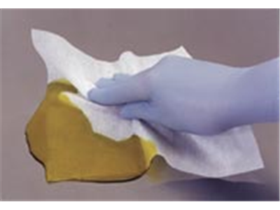 Nitrile Disposable Gloves with disposable wipes