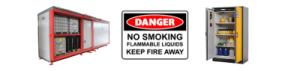 flammable material storage article feature image